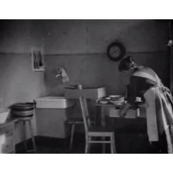 """Margarete Schütte-Lihotzky si """"Frankfurt Kitchen"""""""