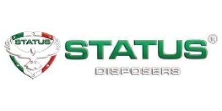 Dispozitiv de eliminare a deșeurilor alimentare Status
