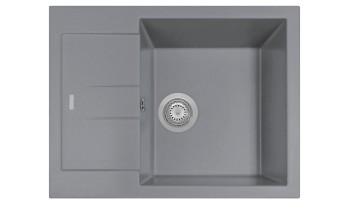 Chiuveta Plados AM6510 Ultrametal Elegance 42 Titanio