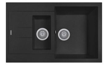 Chiuveta Plados AM7815 Ultrametal Elegance 44 Nero