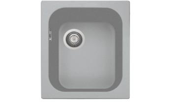 Chiuveta Plados HR4321 Ultrametal Harmony 41 Alluminio