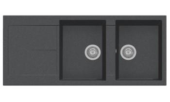 Chiuveta Plados NF11620 Ultrametal Infinity 14 Concrete