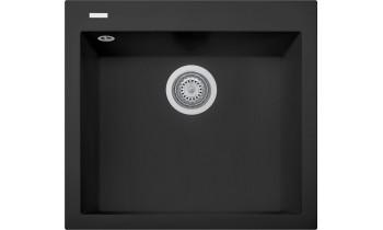 Chiuveta Plados ON5610 MicroUltragranit One 70 Nero Matt