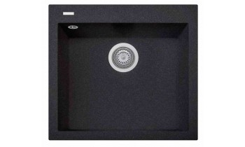 Chiuveta Plados ON5610 MicroUltragranit One 95 Nero Ebony