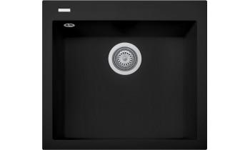 Chiuveta Plados One ON5610 Nanostone N6 Deep Black
