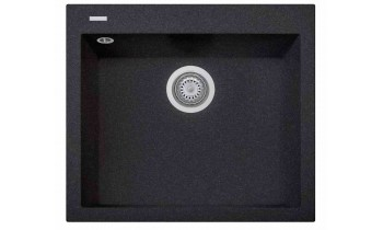 Chiuveta Plados ON6010 MicroUltragranit One 95 Nero Ebony