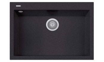 Chiuveta Plados ON7610 MicroUltragranit One 95 Nero Ebony