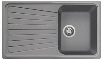 Chiuveta Plados SP0791 Ultrametal Spazio 42 Titanio