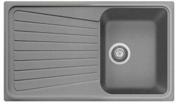 Chiuveta Plados SP0861 Ultrametal Spazio 42 Titanio