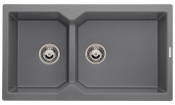 Chiuveta Reginox R33715 Breda 20 R Grey Silvery