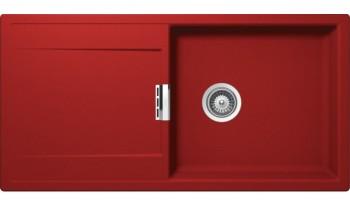 Chiuveta Schock Mono D-100L Rouge