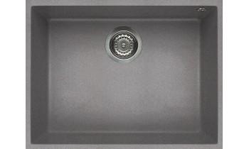 Chiuveta bucatarie Elleci Quadra Undermount 110 Cemento 48
