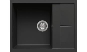 Chiuveta Elleci Unico 125 Full Black 40