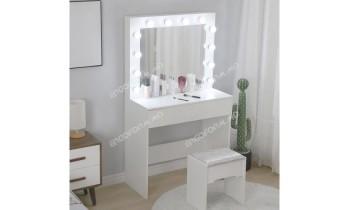 Masa machiaj (make-up) cu oglinda Diva