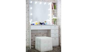 Masa de toaleta cu oglinda Allure 2