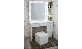 Masa de toaleta cu oglinda Allure 1