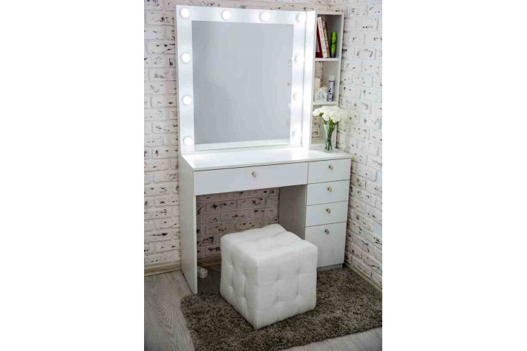 Masa de toaleta cu oglinda Allure1