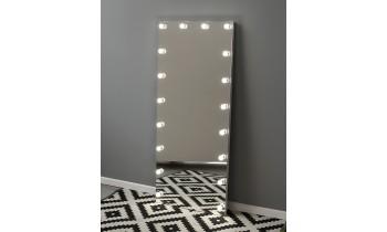 Oglinda pentru proba cu becuri 180x75 Vanity 2