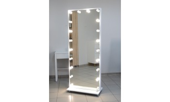 Oglinda pentru proba cu becuri Fashion 2