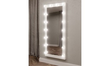 Oglinda pentru proba cu becuri Vanity 1