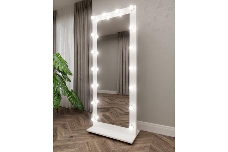 Oglinda pentru proba cu becuri Fashion 1